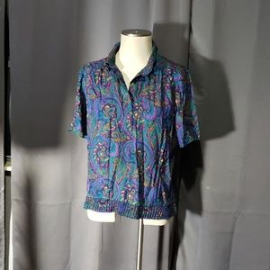 3 for $30 Alfred Dunner Blouse sz 14p